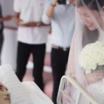 【涙腺崩壊】たった10時間の結婚生活。余命わずかな青年が最期に叶えた、病室での結婚式