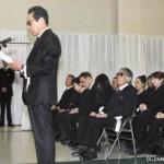 故.赤塚不二夫の告別式で白紙を読み上げたタモリの伝説の弔辞